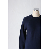 80~90's Navy Sweat [590C2]