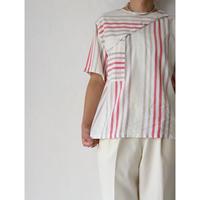 80's Striped Tops [No.70084]