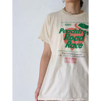 "80's T-shirt ""Peachtree"" [No.80013]"
