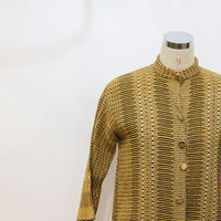 60's~ 手織りジャケット [397B]