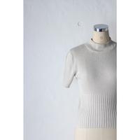 SilkRib Glitter Knit [592C11]