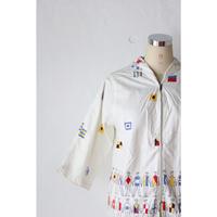 60's Sailor type Shirt [221C]