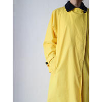 "Spring color coat ""Yellow"""
