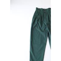 Green HighWaistPants [033C]