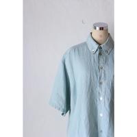Flax Linen Shirt [633C]