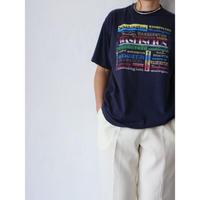 """80's T-shirt """"WASHINGTON"""" [No.90153]"""