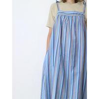 80's Striped SummerOnepiece [No.70106]