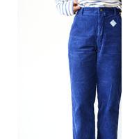 Wide corduroy pants