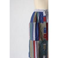 Block pattern Skirt [809C]