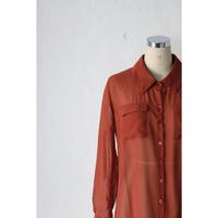 Chiffon Shirt [590C4]