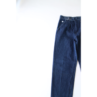 80's Belted DenimPants [828C]