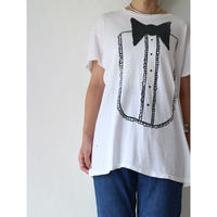 "70's T-shirt ""tuxedo"""