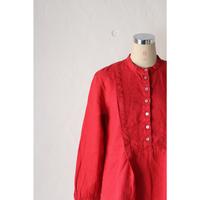 Linen P/O Shirt [421C]