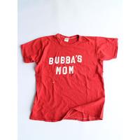 """70's T-shirt """"BUBBA'S"""""""