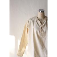 50~60's Bulgaria Military Sleeping Shirt [517C]