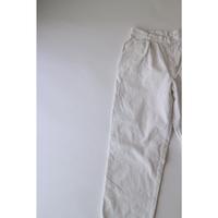Old WhiteCorduroy Pants [024C]