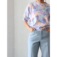 NOS 90's Floral cutsew