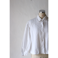 Antique Cotton Blouse [453C]
