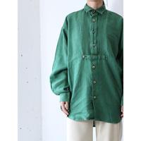 Heavy linen shirt