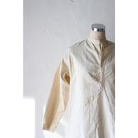 50~60's Bulgaria Military Sleeping Shirt [517C1]