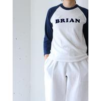 """80's 3/4 T-shirt """"BRIAN"""""""