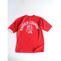 """80's T-shirt """"RAIDERCOUNTRY"""""""