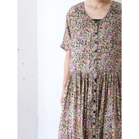 India cotton gauze maxi dress