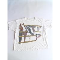 """90's T-shirt """"Horse"""""""