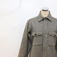 80's WOOLRICH ウールシャツ [521B]