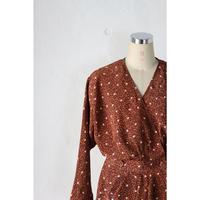 80's Design Dress [230C]