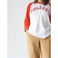 "60's ""SouthernAthletic"" 3/4 T-shirt"