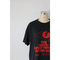 "90's T-shirt ""ROCKY HORROR PICTURE SHOW"" [994C]"