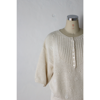 S/S Heavy Cottonknit [315C]