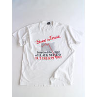 """80's T-shirt """"BORNTORIDE"""""""