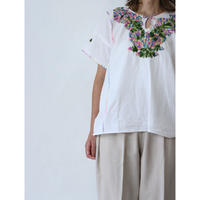 Embroidered Blouse [No.90115]