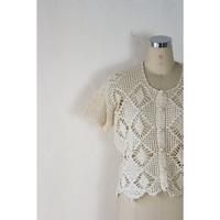 Crochet Cardigan [645C]