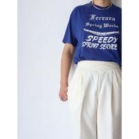 "80's T-shirt ""SPEEDY"" [No.70154]"