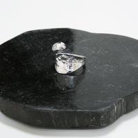 sliver 925 ring 45
