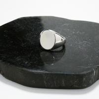 sliver 925 ring 50