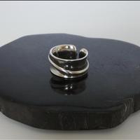 sliver 925 ring 40