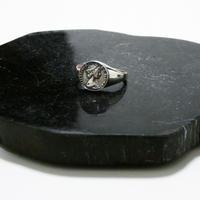 sliver 925 ring 49