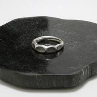 sliver 925 ring 55