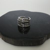 sliver 925 ring 17