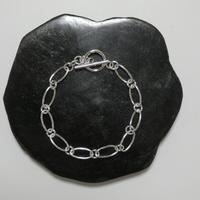 sliver 925 chain bracelet 3