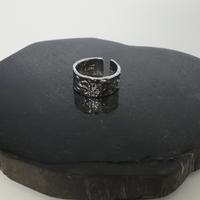 sliver  925 ring 12