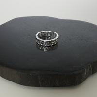 sliver 925 ring  16