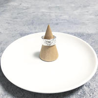 sliver  925 ring 19