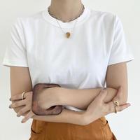 (necklace)citrine stone necklace
