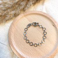 chain silver bracelet