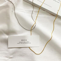 N-2 simple  necklace